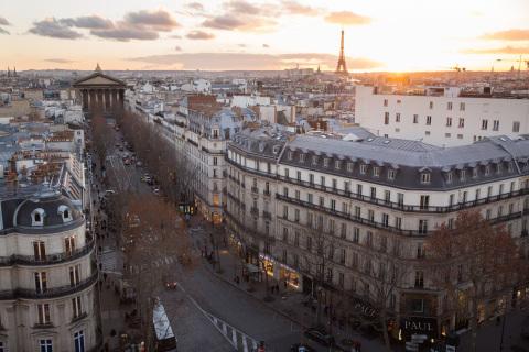 PHOTO: JOSEPHINE BRUEDER/VILLE DE PARIS