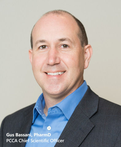 Gus Bassani, PharmD, has been named Chief Scientific Officer for PCCA. (Photo: Business Wire)