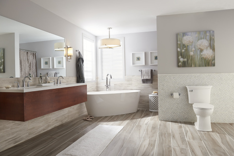 A subsidiary of LIXIL, American Standard has innovated and created residential and commercial products for kitchen and bath for over 140 years. (Photo: Business Wire)