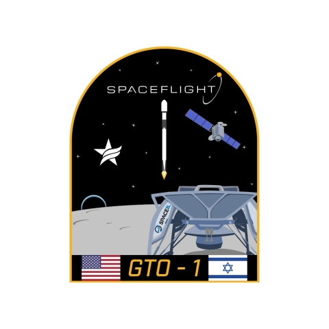 Spaceflight to Launch First Privately Funded Lunar Lander (Graphic: Business Wire)