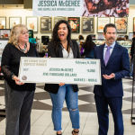 Barnes & Noble Announces National My Cookie Story Contest Winner Jessica McGehee Photo