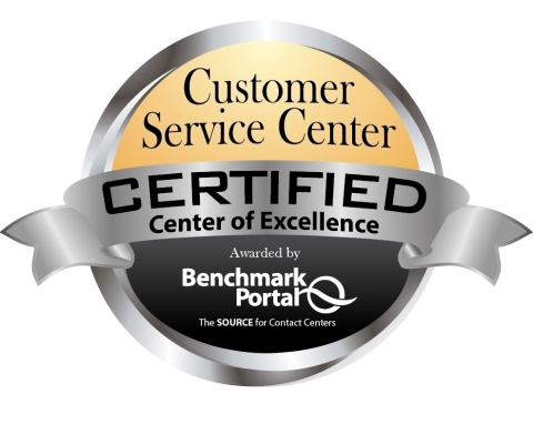 BenchmarkPortal, a global leader in the customer service center industry, has certified EFG Companie ...