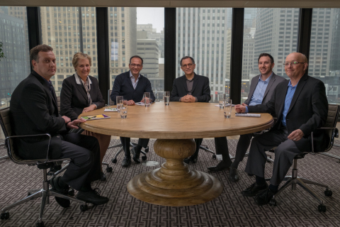 Human Centric Lighting Roundtable Expert Panelists (Photo: Business Wire)