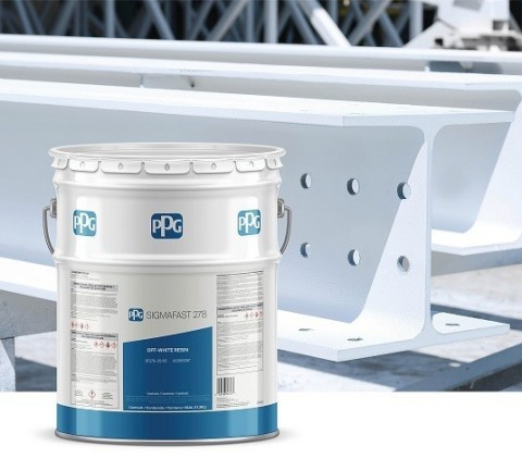 The introduction of PPG SIGMAFAST™ 278 epoxy primer to the U.S. market gives fabricators much-needed ...
