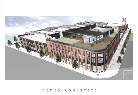 FedEx Logistics to move global headquarters to downtown Memphis (Graphic: Business Wire)