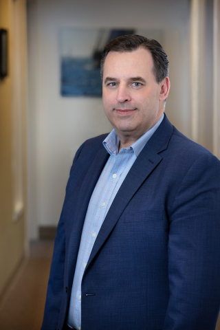 Brian Black of Hawkins Point Partners (Photo: Business Wire)