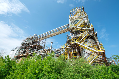 Bartek Ingredients Inc., the world's largest producer of malic acid and food-grade fumaric acid, announced the successful completion of a 4,000 ton/year capacity increase of its malic acid production facilities (Photo: Business Wire)