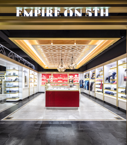 Hudson Group opens iconic new store at Empire State Building (Photo: Business Wire)