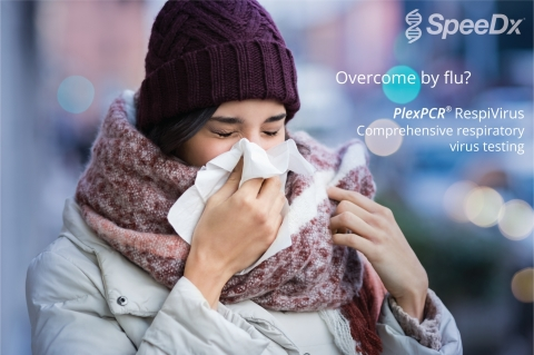 SpeeDx PlexPCR RespiVirus offers excellent sensitivity and improved productivity for fast and reproducible respiratory virus testing. (Graphic: Business Wire)
