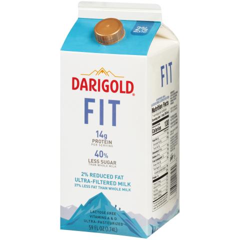 Darigold FIT -- more protein, less sugar (Photo: Business Wire)