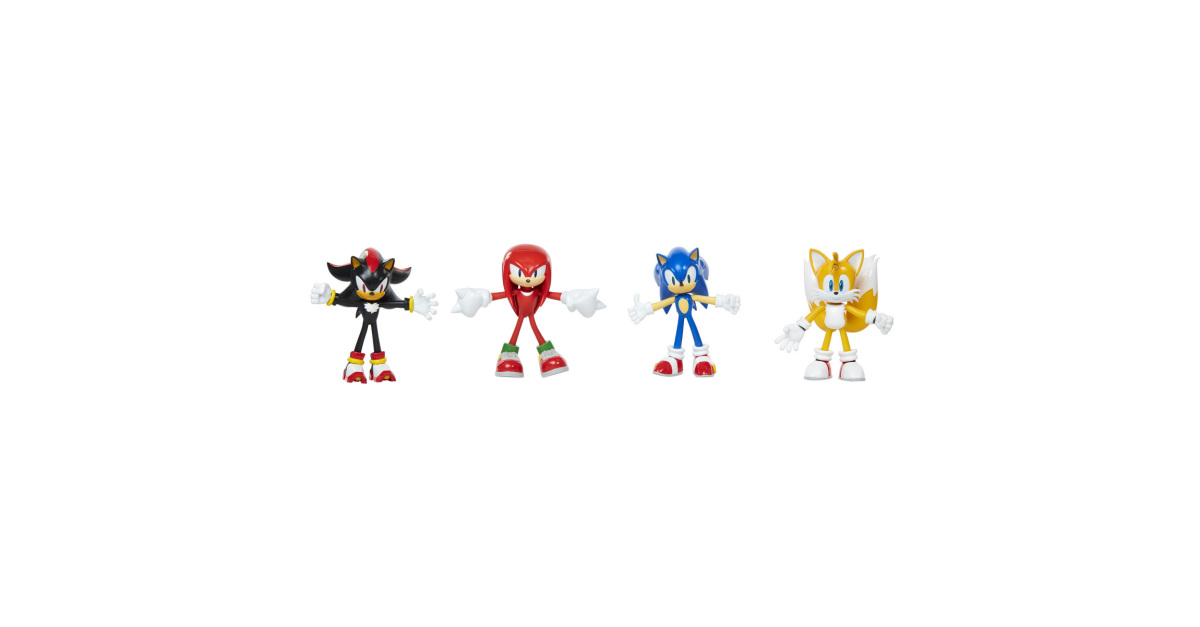 Sega Of America Taps Jakks Pacific As Global Toy Partner For Sonic The Hedgehog Business Wire