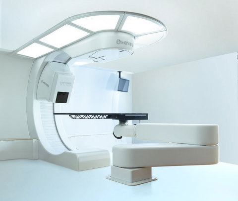 The MEVION S250i Proton Therapy System (Photo: Business Wire)