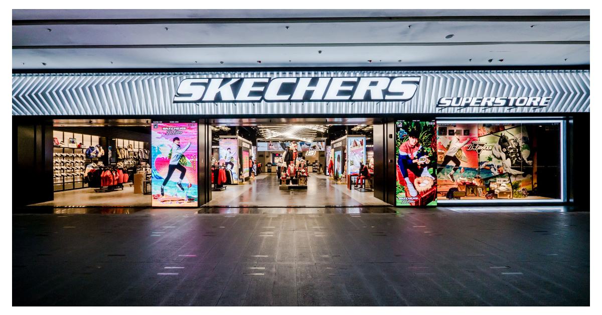 Skechers Surpasses 3,000 Store Milestone Worldwide