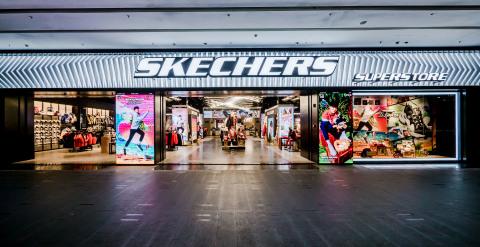 Skechers Surpasses 3,000-Store