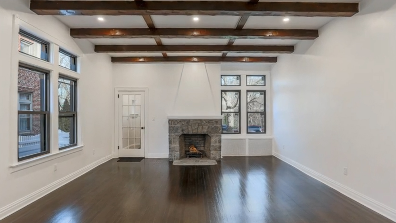 This year's winning property was purchased as a dilapidated 1,698 square-foot Tudor in Queens, New York by a first-year independently owned and operated HomeVestors® franchise that expertly renovated and restored the now beautiful home.
