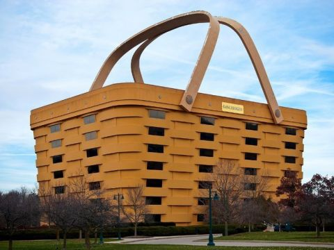 """180,000 sqft """"Basket"""" AVAILABLE for SALE/LEASE (Photo: Business Wire)"""