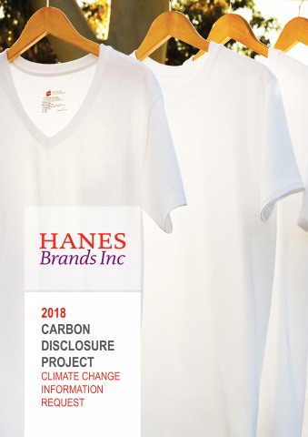 HanesBrands' A- score, highest in the apparel industry, ranks in top 6 percent of nearly 7,000 compa ...