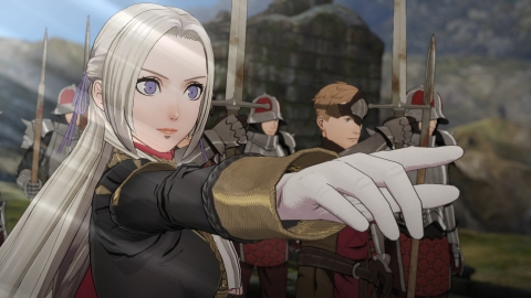 The Black Eagles. The Blue Lions. The Golden Deer. Three noble houses that are part of the Officer's Academy, an elite facility that trains students in the ways of weapons, magic and special skills. As a professor, the player must choose one of these houses to lead its students in grid-based battles with life-or-death stakes. Fire Emblem: Three Houses launches exclusively for Nintendo Switch on July 26. (Graphic: Business Wire)