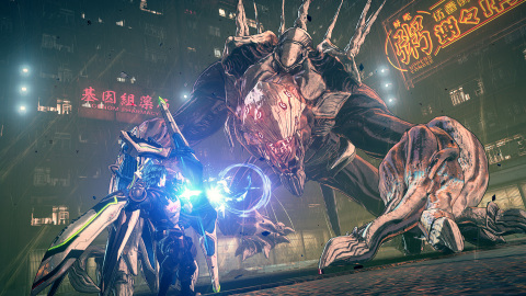 As part of a police special forces unit in a multicultural futuristic city, players work together with a special living weapon, the Legion, in a synergetic action system of battle and exploration. More details about this Nintendo Switch exclusive will be revealed in the future. ASTRAL CHAIN launches exclusively for Nintendo Switch on Aug. 30. (Graphic: Business Wire)