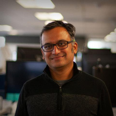 Praerit Garg, Chief Technology Officer, Smartsheet (Photo: Business Wire)