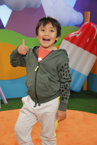 Preschoolers will be playing and problem-solving along with their best friend Ryan in Nickelodeon's brand-new live-action series, Ryan's Mystery Playdate, starring the seven-year-old YouTube superstar of Ryan ToysReview. (Photo: Business Wire)