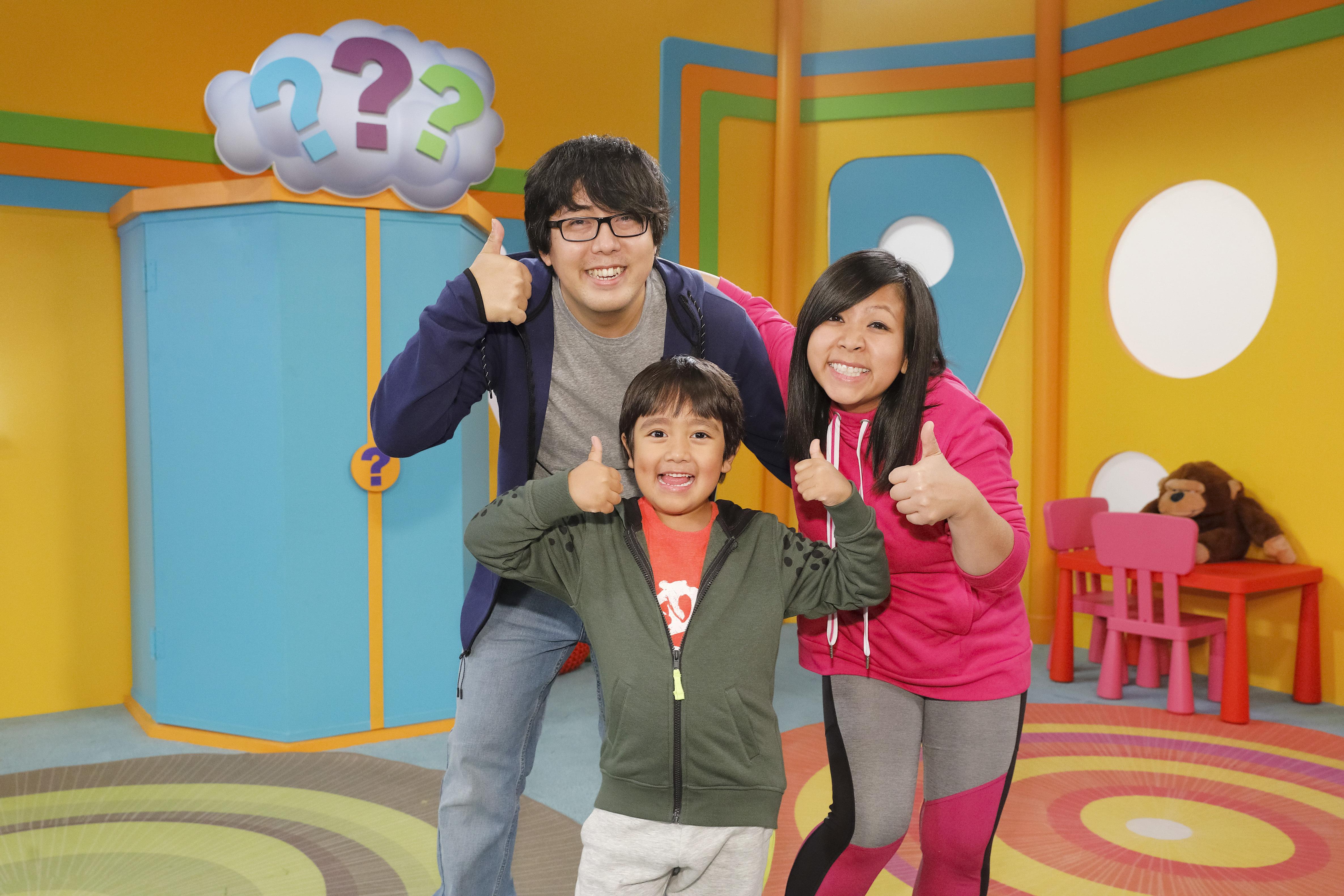Nickelodeon Unveils Ryan's Mystery Playdate, Brand-New
