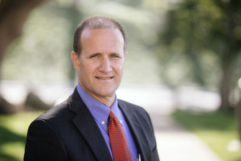 James A. Gash, newly named president-elect of Pepperdine University. (Photo: Business Wire)