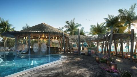 The Beach Club at Bimini (Photo: Business Wire)