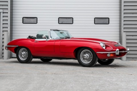 This left-hand-drive vehicle comes from a private collection and is up for bid this weekend with Silverstone Auctions. Bid on Proxibid from anywhere in the world to make this beautiful car part of your collection. (Photo: Proxibid/Silverstone Auctions)