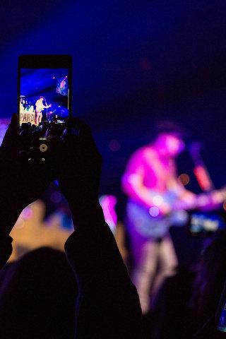 Spokane PFD and Aruba provide interactive mobile experiences at Spokane Arena. (Photo: Business Wire)