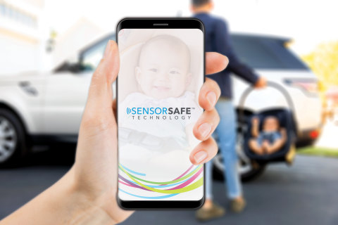 Evenflo® Unveils Evenflo Gold, a New Brand of Smart Baby Gear (Photo: Business Wire)