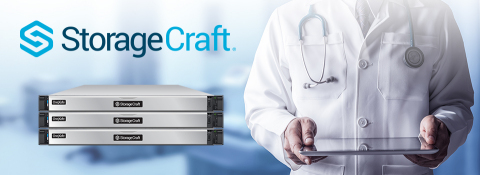 StorageCraft OneXafe for Healthcare (Graphic: Business Wire)