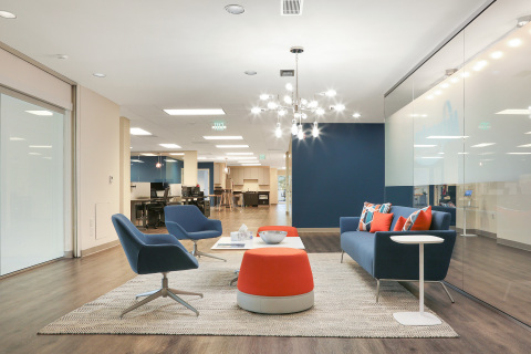 Nuventra's New Office Space in Durham, NC (Photo: Business Wire)