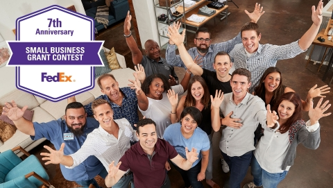 FedEx Corp. today announced the launch of its seventh annual Small Business Grant Contest. (Photo: Business Wire)