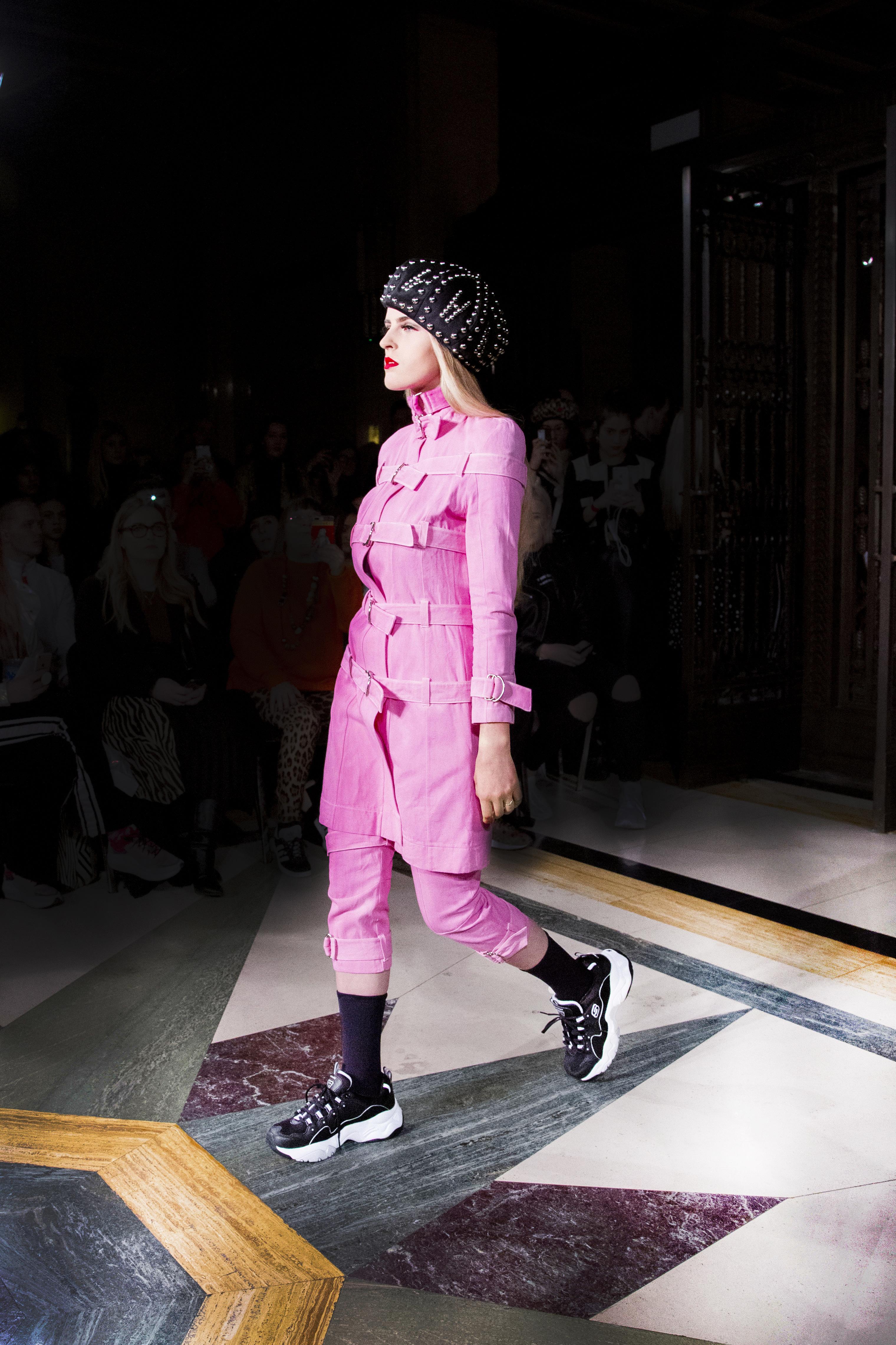 347f1e3fd841 Skechers Hits Runway at London Fashion Week