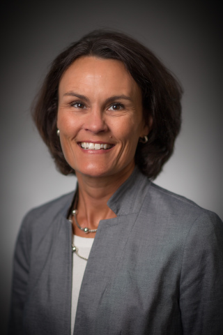 Dr. Ann S. Collins, a respected OB/GYN in Raleigh, N.C., has assumed the role of chair of the UNC REX Healthcare board, the first woman to hold that position. (Photo: Business Wire)