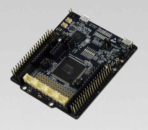 Toshiba: China-based Thundersoft's general-purpose MCU board integrating Arm(R) Cortex(R)-M core-bas ...