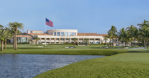 Trump National Doral Miami Exterior (Photo: Business Wire)