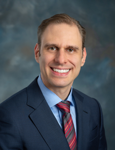 Hardean E. Achneck, M.D., Vice President, Head of Medical Development (Photo: Business Wire)