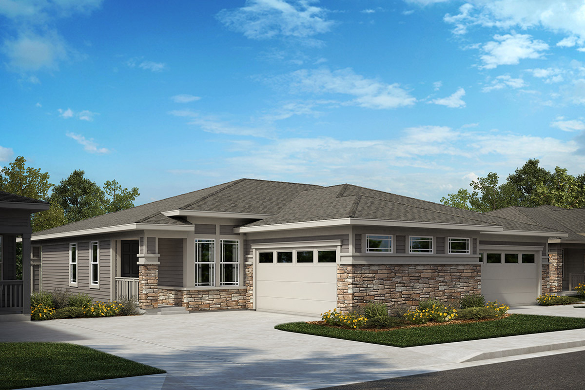 Kb Home Announces The Grand Opening Of Terrain In Castle Rock