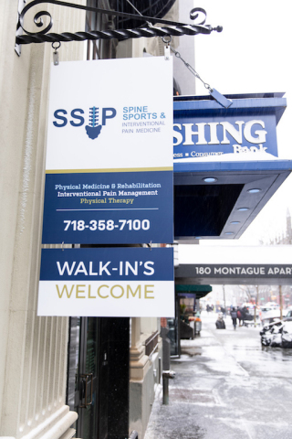 SSIP storefront in Brooklyn at 186 Montague Street (Photo: Business Wire)