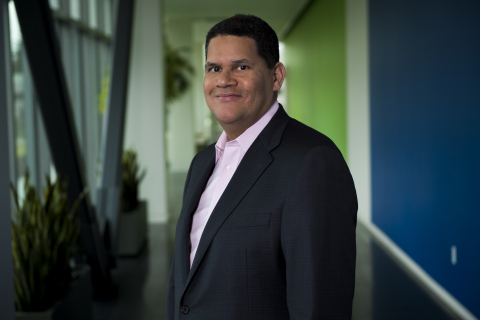 After more than 15 memorable years at Nintendo of America, and nearly 13 as its President and COO, Reggie Fils-Aime will retire. His last day with Nintendo will be April 15. (Photo: Business Wire)