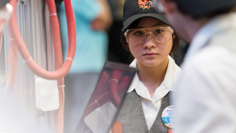 BAE Systems FIRST® Robotics Scholarship and Internship Program supports the development of students and invests in them as they pursue a career in science, technology, engineering, and mathematics (STEM). (Photo: BAE Systems, Inc.)
