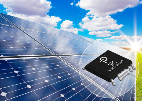 New SCALE-iDriver SiC-MOSFET Gate Driver from Power Integrations Maximizes Efficiency, Improves Safety (Photo: Business Wire)