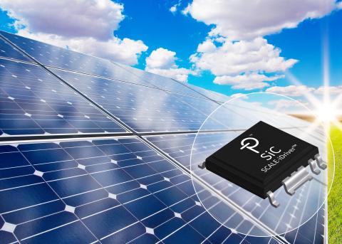 Power Integrations の新しい SCALE-iDriver SiC-MOSFET用 ゲート ドライバとして効率最大化と安全性向上を実現 (写真:ビジネスワイヤ)