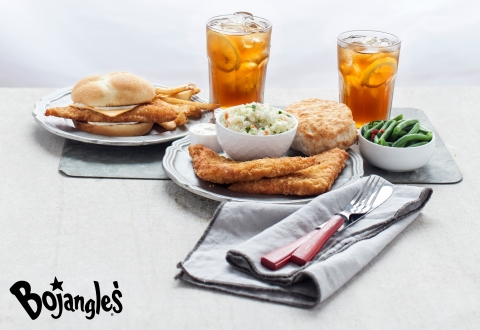 Catch the BojAngler Fish Sandwich or Platter at your local Bojangles' restaurant for a limited time. ...