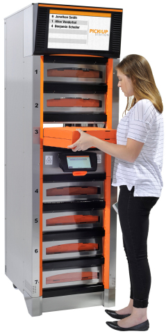 The AXCESS 2000.H Pick-Up Station from Apex Supply Chain Technologies has received a prestigious 201 ...