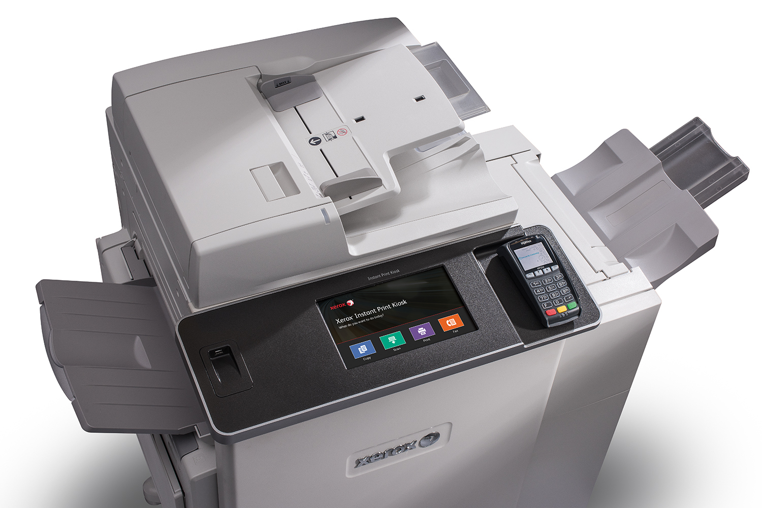 Xerox Mobilizes Print Services For