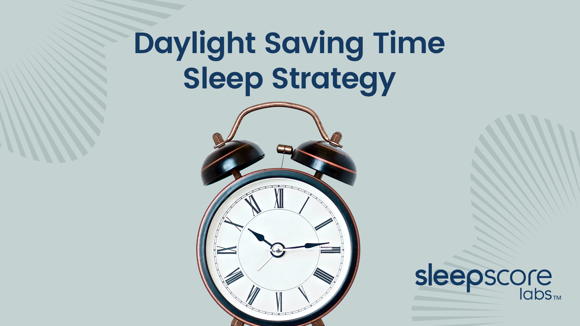 SleepScore App Helps You Prepare for Daylight Saving Time