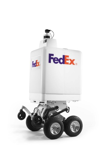 FedEx SameDay Bot (Photo: Business Wire)
